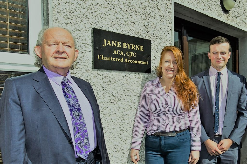Chartered Accountants Jane Byren